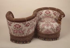 Confidence, el sillón de los secretos. Museo del Romanticismo. Con permiso del Museo.
