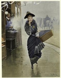 Jean Béraud. Pinterest.