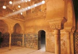 baño arabe de la alhambra