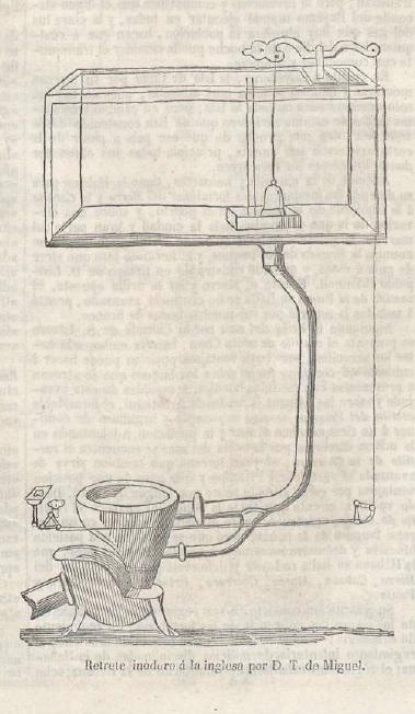 La Ilustración: periódico universal. 28 del 12 de 1.850.