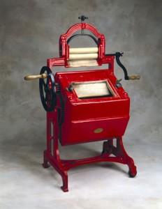 Lavadora de 1897