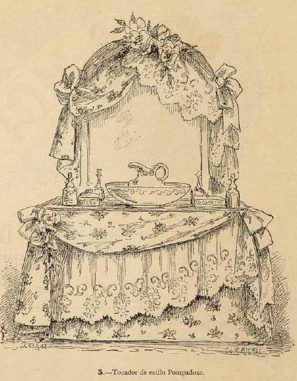 La Moda elegante, 1889. Biblioteca Universitaria de la UGR. CC SS