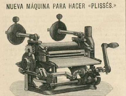 La Moda elegante, 1879. Biblioteca Universitaria de la UGR. CC ES.