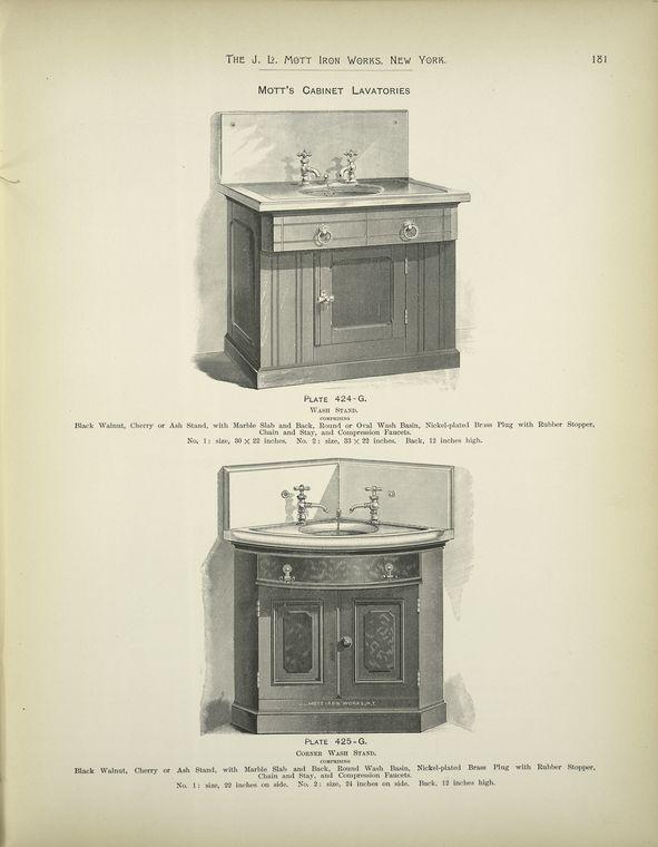 Catálogo de J.L. Mott Iron Works, 1.888.