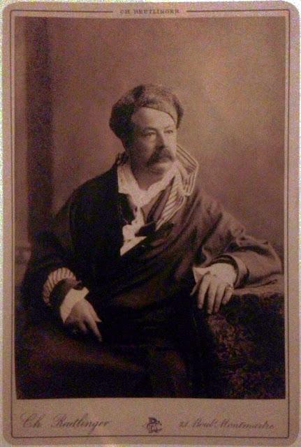 Charle Frederick Wort por Charles-Reutlinger.
