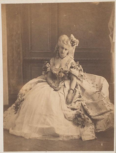 Condesa de La Marquise Mathilde.