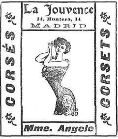 La moda elegante. 22 de marzo de 1.908.