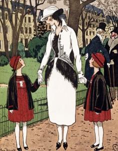 Jeanne Lanvin. 1920