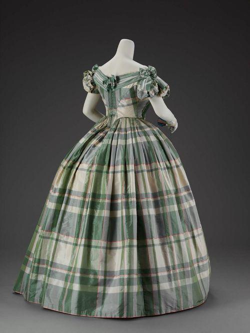Vista trasera. 1859-1860.