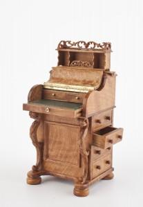 Escritorio de Davenport. 1860. Cristina Noriega. ©