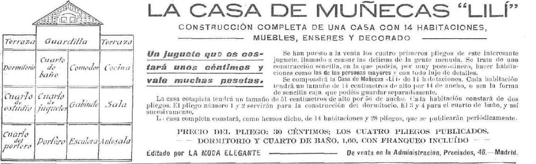 casa lili La Moda elegante (Cádiz). 6/8/1.920, página 11.