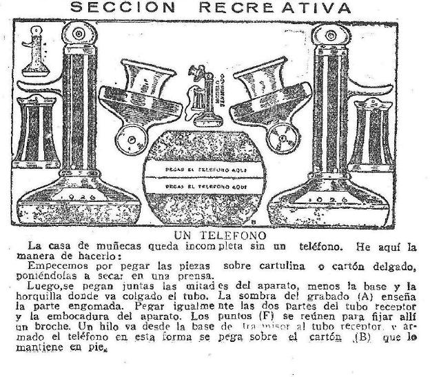 La Unión ilustrada. 15/3/1928, página 10.